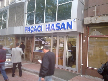 Paçacı Hasan Aksaray
