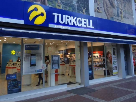 TURKCELL - Kars Mağazası