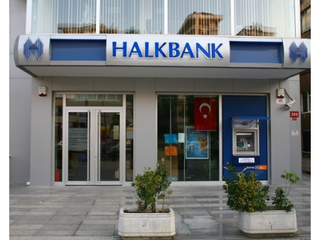 HALKBANK Yeniköy Şubesi