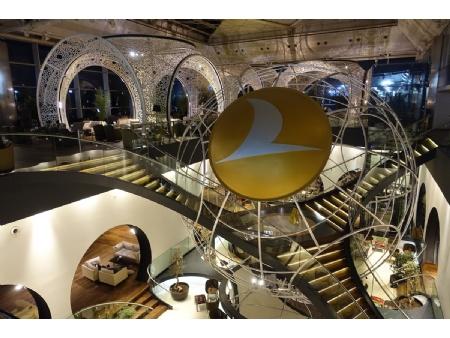 İstanbul Havalimanı Excutıve Lounge